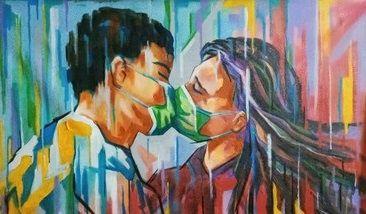 Giclée: O Amor Prevalece