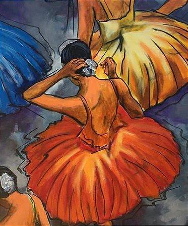 Giclée: A Bailarina