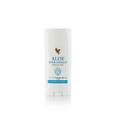 Aloe Ever-Shield Deodorant, Desodorante de Aloe Vera, não contém Sais de Alumínio