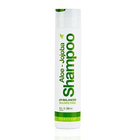 Aloe Jojoba Shampoo (Novo Shampoo a base de Aloe Vera)