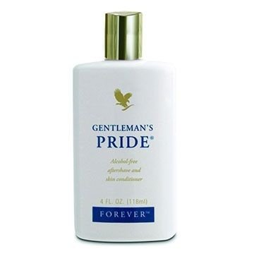 Gentlemans Pride (pós barba a base de aloe vera)