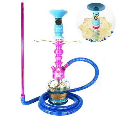 Narguile Completo Gods Of Hookah Nyx Completo Rosa Pequeno