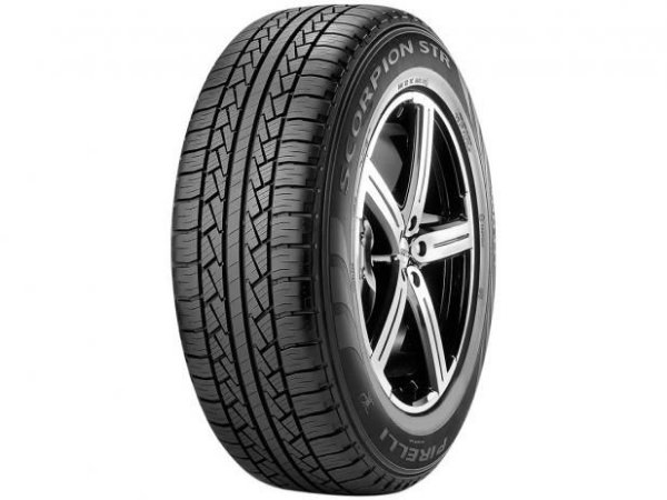 Pneu Pirelli Aro 17 265/65R17 112H Scorpion STR