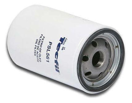 FILTRO LUBRIF. GOL 1.5/1.6 AP 80/85 (ALC/GAS) // PAST/GOL/VOY 1.6 8V 74/89 (ALC/GAS) // TIPO 1.6 8V ../95 (GAS) // TAURUS 3.8 V6 96/.. (GAS) // F250 4.2 V6 99/.. (GAS) - PSL561
