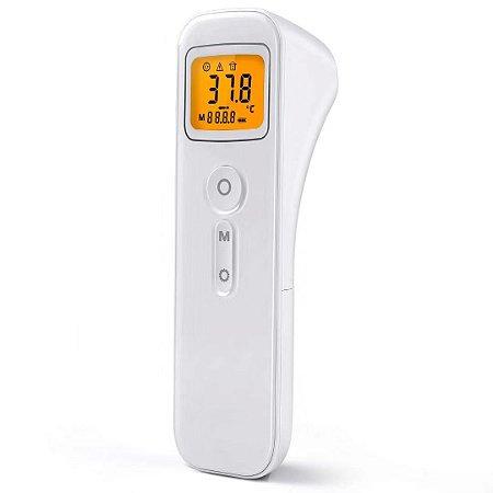 Termômetro Infravermelho Digital de Testa Portátil E127 - Bioland