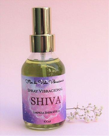 Spray Shiva Limpeza Energética