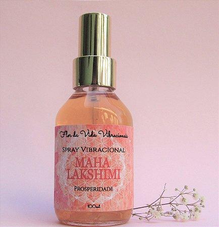 Spray Maha Lakshimi Prosperidade
