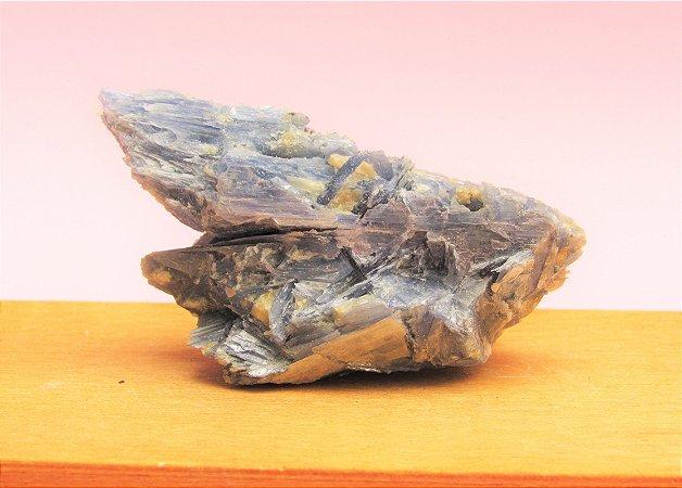 Cianita Azul Bruta - 109gr