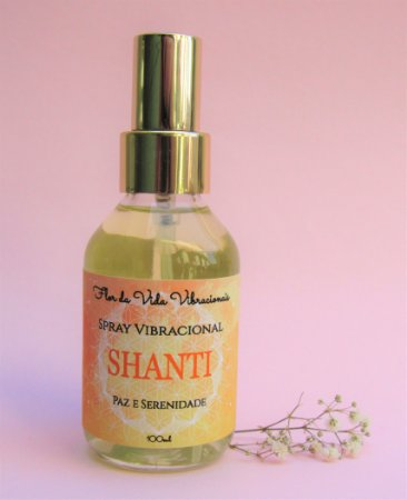 Spray Shanti Paz e Serenidade