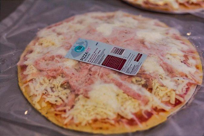 Pizza de Peito de Peru FIT