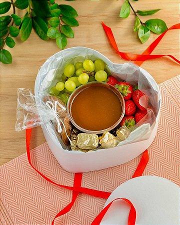 Kit Dia dos Namorados - Fondue de Chocolate Fit