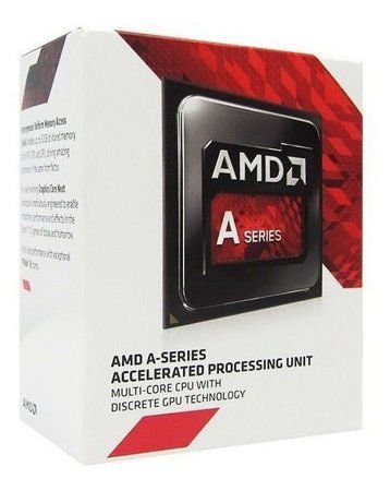 Processador AMD A6-7480 Dual-Core 3.8GHZ 1MB CACHE FM2+, AD7480ACABBOX