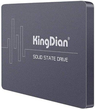 """SSD 120GB 2.5"""" SATA 3 Kingdian PC Notebook"""