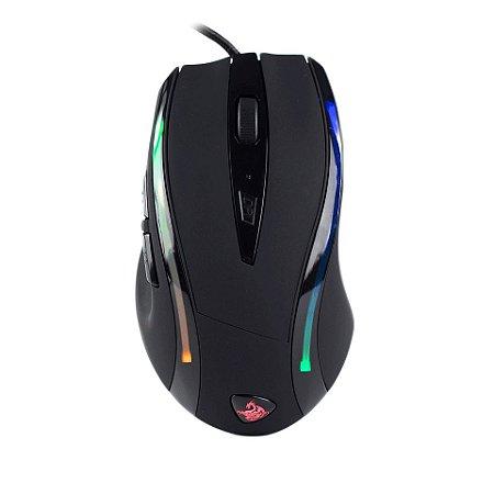 Mouse Hoopson Gx18 Kata Programável Switch Omron