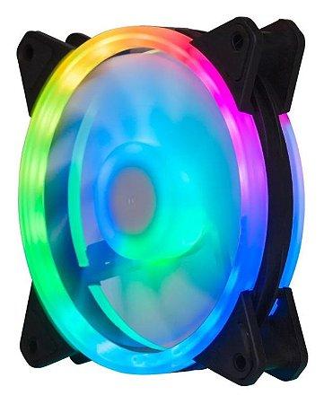 Cooler Fan RGB 120mm Dupla Face