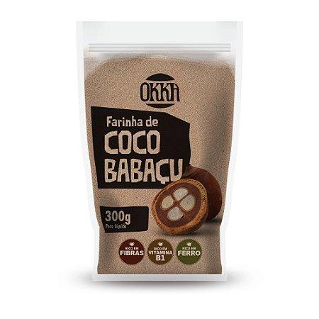 Farinha de Coco Babaçu 300 g - 1 UNIDADE