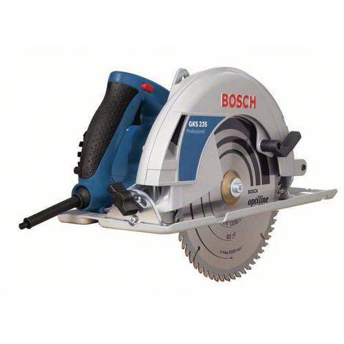 Serra Circular 91/4 Pol Gks 235 2100w Bosch