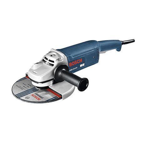 Esmerilhadeira Angular 9'' 2000w  Gws 20-230 Bosch