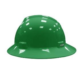 Capacete Aba Total Classe B Verde C/carneira