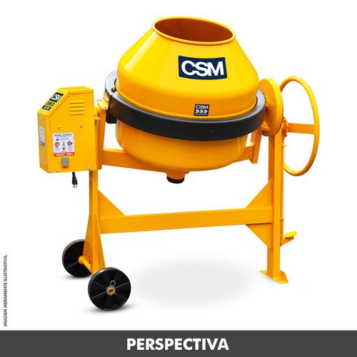 Betoneira Completa 200 Litros 220v CSM