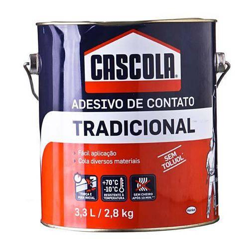 Adesivo Cola De Contato  Cascola 730g / 870ml