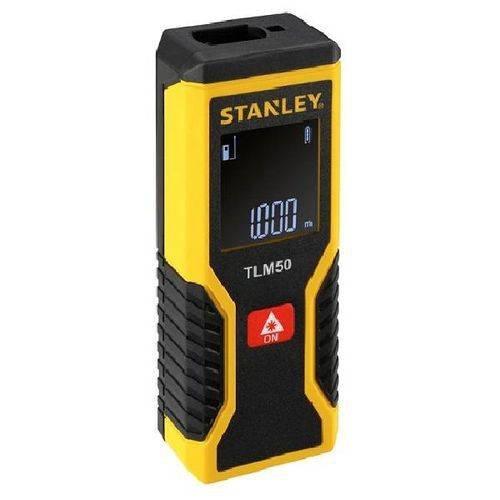 Medidor Trena Laser Tlm Distancia 50m - Stanley