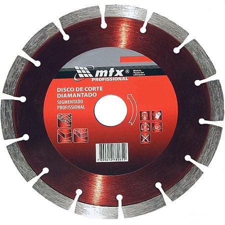 Disco Corte Diamantado Segmentado 230mm X22  mtx