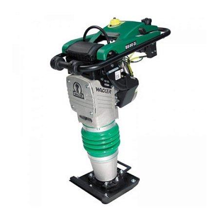 Locação compactador de solo  Bs 50-21 2 tempos wacker