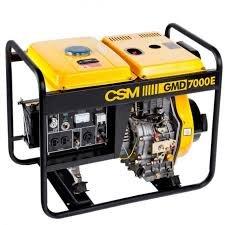 Locação gerador diesel 7000 KVA ABERTOGMD 7000CSM