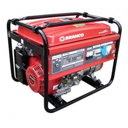 Locação gerador gasolina 5000 KVA