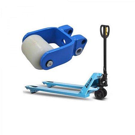 Transpalete hidraúlico 2500 kg - TM 2500 TM Roda simples