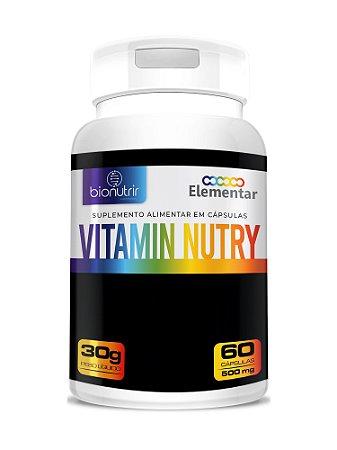 Vitamin Nutry 60 Cápsulas - Bionutrir
