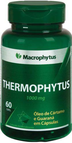 Thermophytus (cart.+guar)1000mg 60cps Macrophytus