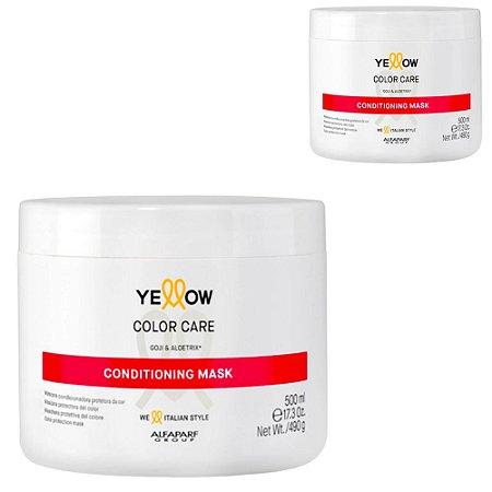 Máscara Capilar Condicionador Proteção Cor Cabelos Coloridos