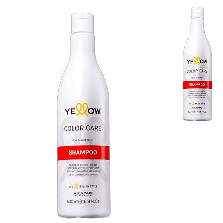 Shampoo Cabelos Coloridos Luminosidade Proteção