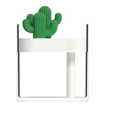 Umidificador Xiaomi Cactus Ultrassônico Aromático 160 Ml
