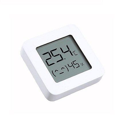 Termômetro Digital Temperatura e Umidade Tela Lcd Bluetooth