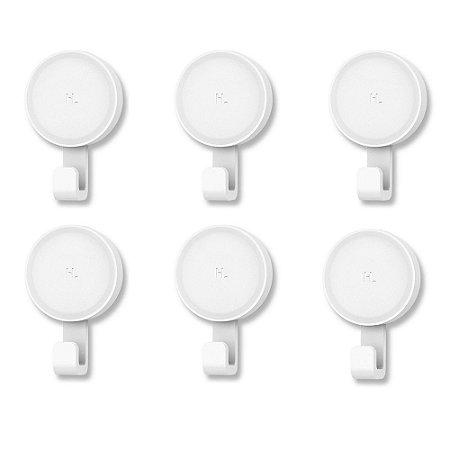 Gancho Parede Xiaomi Cabideiro Toalha Chave Quarto Até 3 Kg