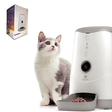 Alimentador Automático Cães Gatos Pets Alexa Google App