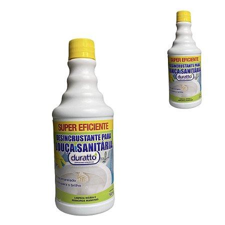 Limpador Removedor Manchas Vaso Sanitário Desincrustante