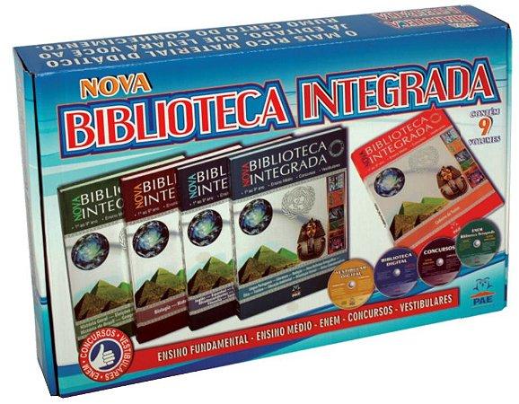 Biblioteca Integrada - 9 Vols