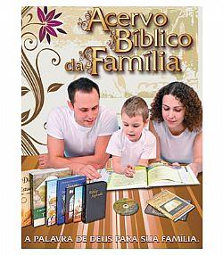 Acervo Bíblico Da Família