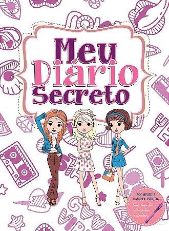 Meu Diário Secreto (04 capas)