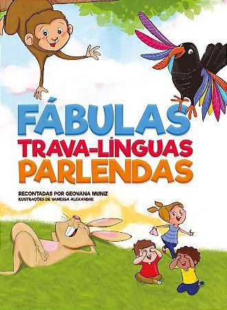 Fábulas trava-línguas e parlenda