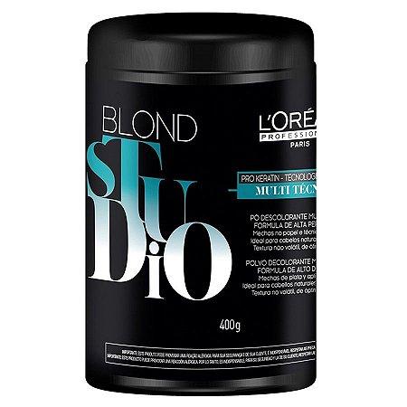 BLOND STUDIO PO PLATINUM PLUS 500G LOREAL