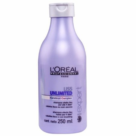 LISS UNLIMITED SH 250ML LOREAL