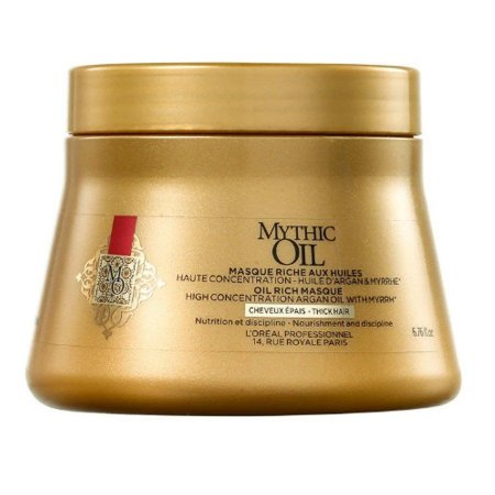 MYTHIC OIL MASCARA 200ML LOREAL