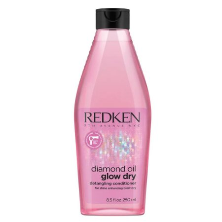 DIAMOND OIL GLOW DRY CONDICIONADOR 250ML - REDKEN