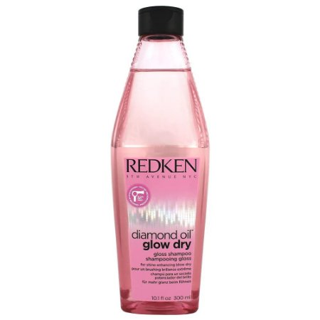 DIAMOND OIL GLOW DRY SHAMPOO 300ML - REDKEN