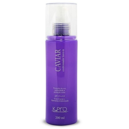 CAVIAR COLOR LEAVE IN CONDICIONADOR 200ML - KPRO